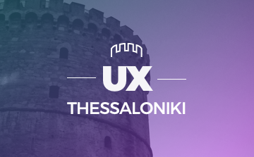 Thessaloniki UX Meetup